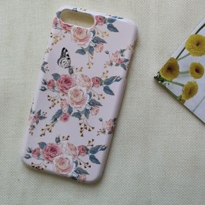 NEW iPhone X / iPhone XS Pink  Floral case